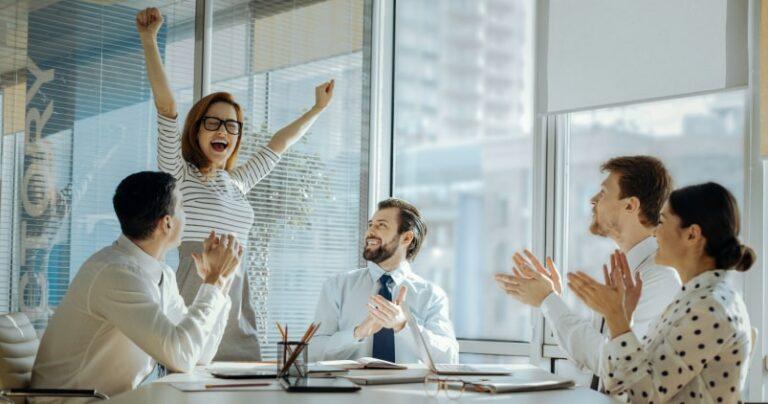 7 formas de motivar a tu personal   Motivación laboral