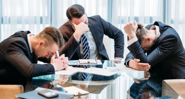7 Hábitos que acabarán con tu empresa